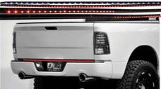 "AnzoUSA 531005 LED Tailgate Bar with Reverse, 49"" 5 Function"