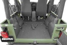 BedRug BTTJ97R Jeep Kits BedTred