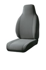 Fia SP84 GRAY SP Front Bench Seat Cover Grey