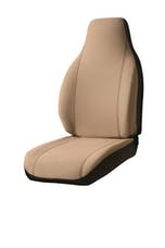 Fia SP88-5 TAUPE SP Front Bucket Seat Cover Taupe