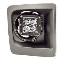 ICI (Innovative Creations Inc.) LBKT022CH-H Bumper Light Mounting Bracket