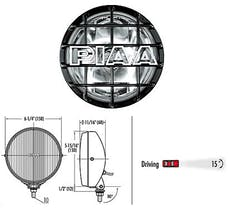 PIAA 5294 Lamp Kit 520 SMR Xtreme White Plus Driving
