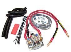 Roadmaster Automatic Battery Disconnect