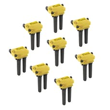 ACCEL 140038-8 Ignition Coil, 8pk