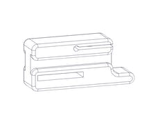 Access Cover 20832 Slide Lock