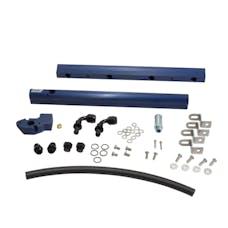 BBK Performance Parts 5017 High-Flow Billet Aluminum Fuel Rail Kit