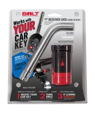 BOLT 7023585 5/8 in. Receiver Lock Starter Kit