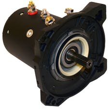 CSI Accessories A12026 Winch Replacement Motor