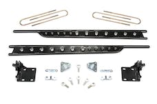 Fabtech FTS62006 11-12 SUPERDUTY TRACTION BARS