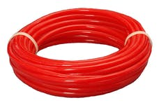 Firestone Ride-Rite 9416 AIR LINE TUBING 30 FT; RED