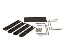 Firestone Ride-Rite 2530 Comp/Tank Mounting Kit