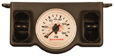 Firestone Ride-Rite 2576 Plastic Dual Electric White Gauge
