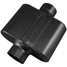 Flowmaster 325108 10 Series Race Muffler-2.50 Center In/2.50 Center Out-Aggressive Sound