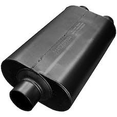 Flowmaster 530552 Super 50 Muffler-3.00 Center In/2.50 Dual Out-Mild Sound