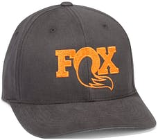 Fox Factory Inc 495-01-300 2018; FOX; Boldy 2.0; Black/Orange; S/M