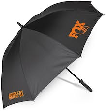 Fox Factory Inc 495-27-107 FOX; Umbrella; Black/Orange