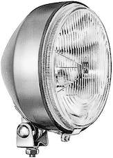 Hella Inc 003099001 175mm H4 Single High/Low Beam Headlamp (Bulb not included)