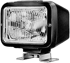 Hella Inc 004231001 Module 164 x 103mm H4 Single High/Low Beam Headlamp with Position Lamp