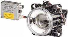 Hella Inc 008194047 90mm Single DE Xenon Low Beam Module