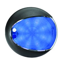 Hella Inc 959951111 130 EuroLED Dome Touch Lamp