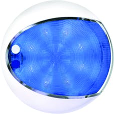 Hella Inc 959951121 130 EuroLED Dome Touch Lamp