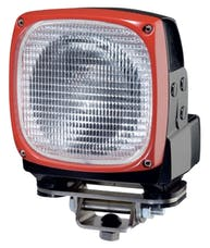 Hella Inc 996242111 AS400 Xenon Work Lamp with integrated Ballast (CR) 24V