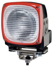 Hella Inc 996242541 AS300 Xenon Work Lamp with integrated Ballast (LR) 24V