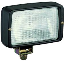 Hella Inc 996522201 Picador Work Lamp 12V H3 (CR) Retail Clamshell