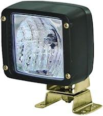 Hella Inc 997506301 Ultra Beam Work Lamp 12V H3 Pedestal Mount (CR) Retail Clamshell