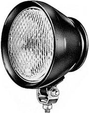 Hella Inc H15710001 Gladiator Rubber Halogen Work Lamp (CR)