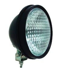Hella Inc H15986031 Rubber Halogen 6 Work Lamp (CR)