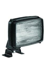 Hella Inc H15991107 AS 115 Halogen Work Lamp (CR)