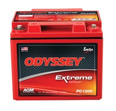 Odyssey Battery PC1200MJ 0766-2026C0N0