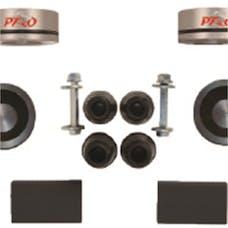 """Revtek Suspension 50007 2"""" Front / 1"""" Rear Leveling Kit"""
