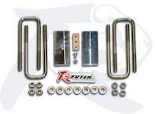 """Revtek Suspension 437R 1.25""""  Rear block Kit"""