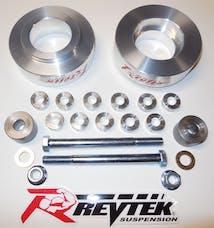 "Revtek Suspension 437F 2.5"" Front Suspension lift"