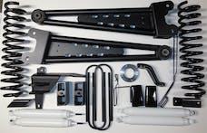 Revtek Suspension 7406-3 6in. Radius Arm suspension system