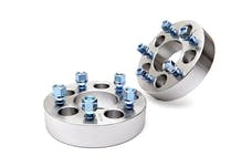 Rough Country 1090 1.5-inch Wheel Spacer Pair (5-by-4.5-inch Bolt Pattern)