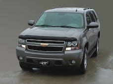 Stampede Automotive Accessories 2039-2 Vigilante Premium Hood Protector, Smoke