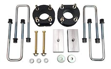 """Tuff Country 53072 Complete Kit (w/o Shocks) - 3"""""""