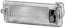 Hella Inc 002931031 Interior Lamp Audi/VW