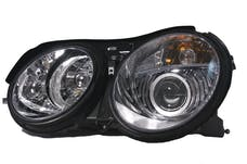 Hella Inc 354472031 LH Halogen Headlamp For Mercedes Benz S-Class Coupe C215 2003-06