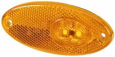 Hella Inc 964295067 4295 LED Side Marker Lamp