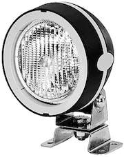 Hella Inc H15134001 Mega Beam Halogen Heavy Duty Work Lamp (LR)