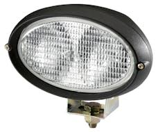 Hella Inc H15161027 Oval 100 Halogen Double Beam Work Lamp (CR)