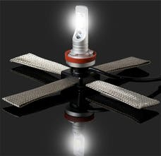 Putco Lighting 280010PZ Pro-Lux Zero LED Kit H10 Pair