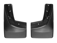 WeatherTech 110035 No Drill MudFlaps, Black