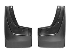 WeatherTech 110036 No Drill MudFlaps, Black