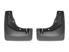 WeatherTech 110040 No Drill MudFlaps, Black