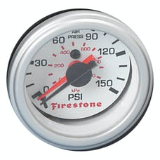Firestone Ride-Rite 9201 White Fac Dual GA Only
